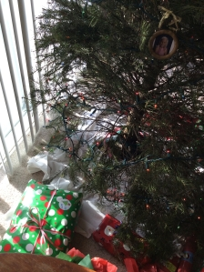 Twiggy the Christmas Tree