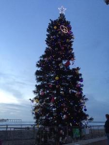 OB Christmas Tree